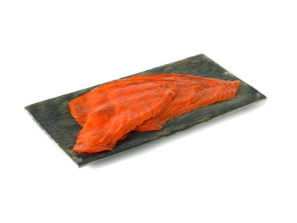 Saumon-fumé-sauvage-d'Alaska