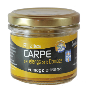 Rillettes de carpe 90g