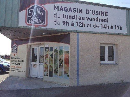Magasin d'usine Saint-André-de-Corcy