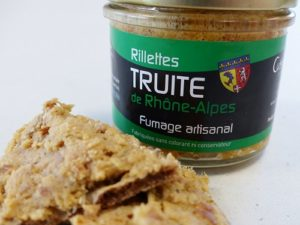 Rillettes truit