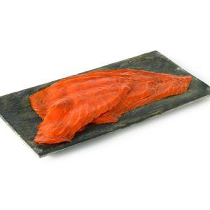 saumon fume sauvage Alaska