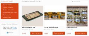 Poissons fumés vente en ligne